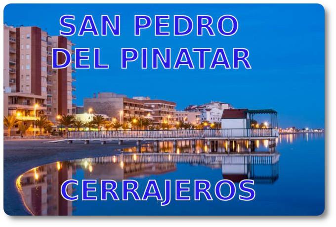 imagen San Pedro del Pinatar Cerrajeros Urgentes